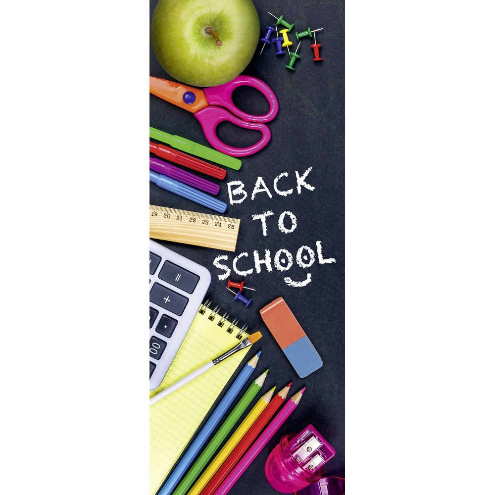 banner 'back to school'